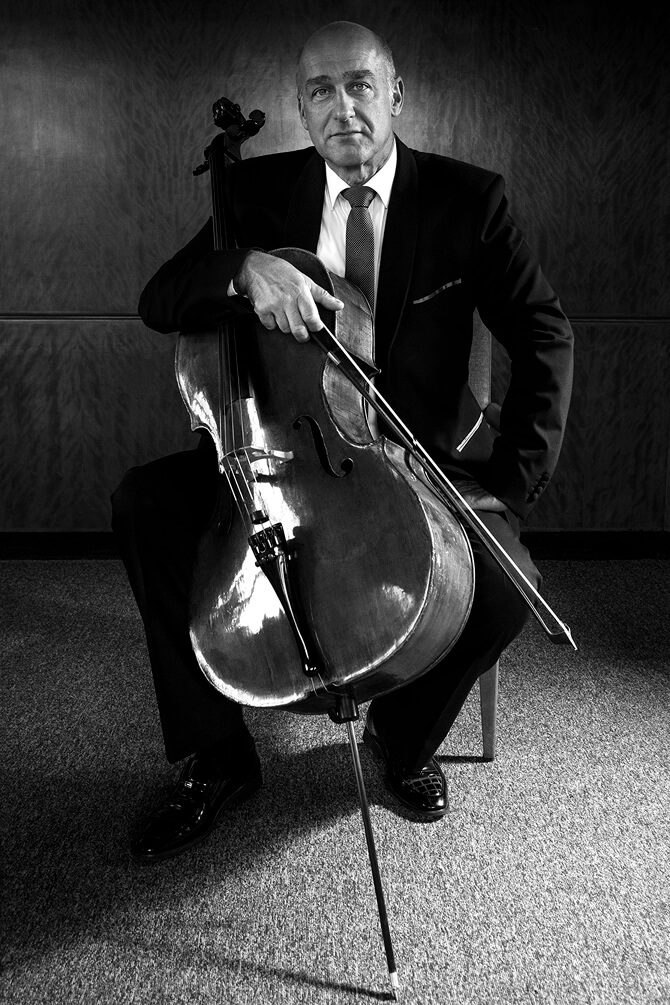 Luc Tooten - Cello