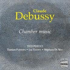 Claude Debussy - Chamber music - Trio Portici